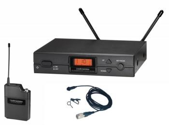 Acheter ATW-2110/P2, MICRO HF CRAVATTE AUDIO-TECHNICA au meilleur prix sur LEVENLY.com