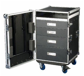 Acheter FLIGHT CASE TIROIRS 12U, FLIGHT-CASE DE TRANSPORT DAP AUDIO au meilleur prix sur LEVENLY.com