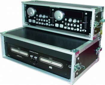 DCD-3 CASE AMERICAN AUDIO