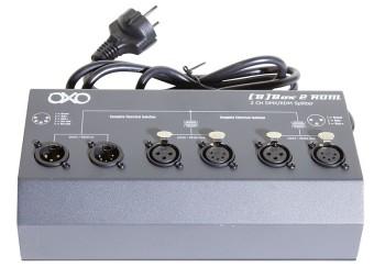 Acheter BBOX 2 RDM, SPLITTER DMX PRO OXO au meilleur prix sur LEVENLY.com
