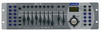 Acheter C512J III, CONSOLE DMX NICOLS au meilleur prix sur LEVENLY.com