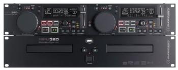 Acheter MPU320, DOUBLE LECTEUR MULTIMEDIA AUDIOPHONY au meilleur prix sur LEVENLY.com