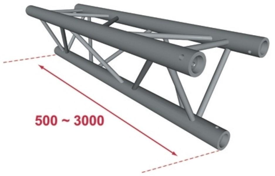 Contest PT29-290 - Poutre 2m pour structure alu   Levenly